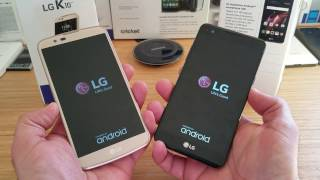 LG K10 Metro PCS vs LG X Power Cricket wireless Speed Test,Benchmark test