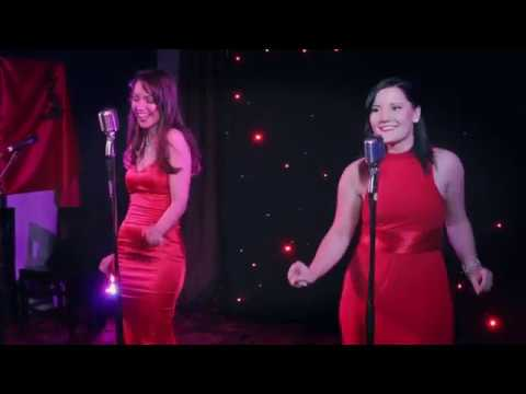 Sisters - Lauren Lee Innis-Youren and Row Lea Blackshaw (Sirens - Footlights Theatrical) live