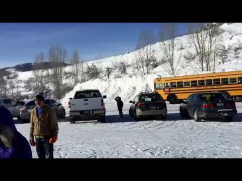Steamboat Springs Middle School Balloon Day