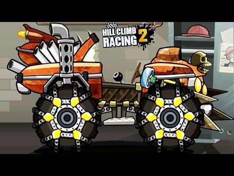 МАШИНКИ HILL CLIMB RACING 2 #29 Прохождение ИГРЫ про машинки видео для детей  kids games cars