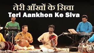 Best Hindi Instrumental Film Song Teri Aankhon Ke Siva.mp3