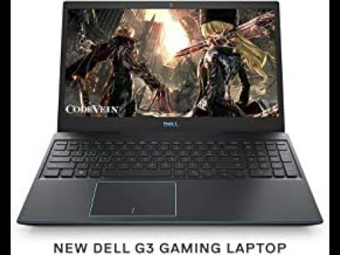 DELL G3 3500 Gaming 15.6-inch FHD Laptop (10th Gen Core i5-10300H/8GB/1TB + 256GB