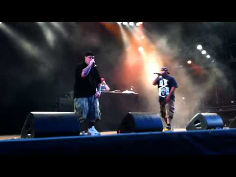 Vinnie Paz - End Of Days, live @ Openair Frauenfeld 2012