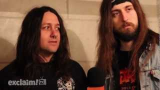 Municipal Waste wanted to branch out on 'The Fatal Feast' | Aggressive Tendencies