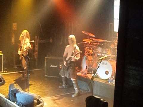 In My Sword I Trust - Ensiferum @Carioca Club, Brazil 01-06-13