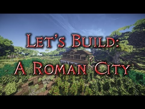 Let's build: A Roman City (Sancra Porta) - Ep1