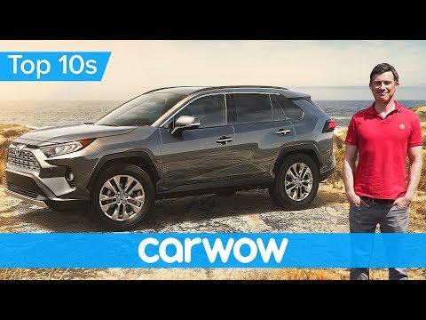 New Toyota Rav4 SUV 2019 - It Looks... BONKERS! | Top10s