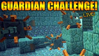 ★[LIVE] Minecraft Xbox 360 + PS3: Title Update 31 - Guardian Boss Challenge★