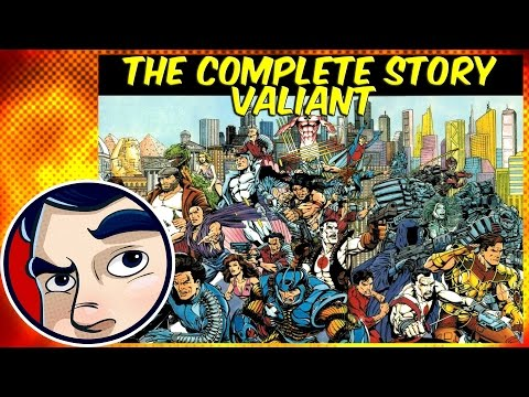 The Valiant - Complete Story