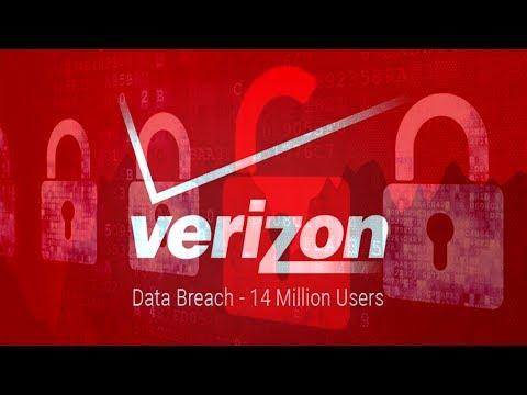 Verizon Data Exposed!