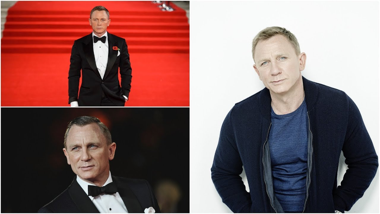 Daniel Craig, the James Bond's Bio: Young, Wife, Height ...