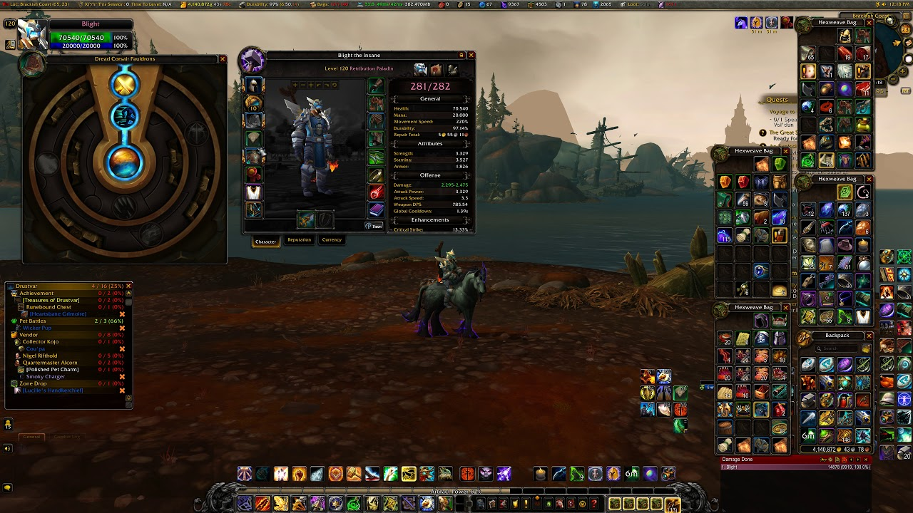 Reviewing my Addons - Fan requests