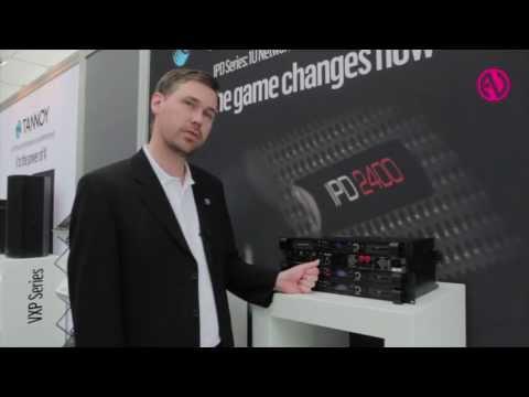 Lab.Gruppen announces IPD amplifiers in Frankfurt