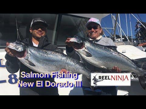 Salmon Fishing - New Eldorado 3