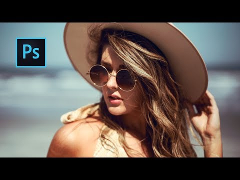 Sharpening With Color Gradings : Photoshop Tutorial thumbnail