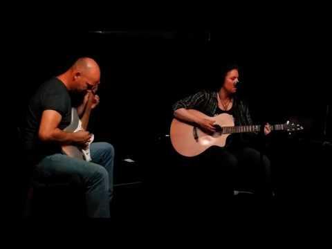 Rebecca Hosking and Dave Willmott Rock Bottom at The Bristol Fringe 27th June 2017