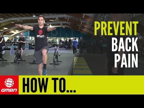 How To Prevent Lower Back Pain | Off The Bike Workouts