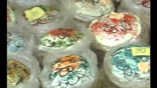В Липецке начали продавать пасхальные куличи