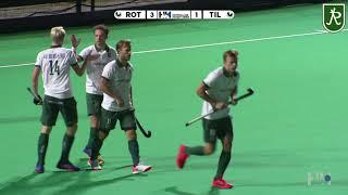 Hoofdklasse Hockey - HC Rotterdam - Tilburg 5-1