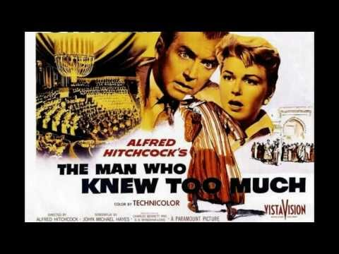 BO L'homme qui en savait trop - Que Sera Sera (Doris Day) - Piano Cover poster