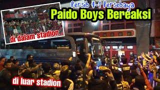 Download Lagu Reaksi Bonek setelah Persebaya kalah di dalam dan Luar Stadion Ini Wayan Dipta Bali mp3