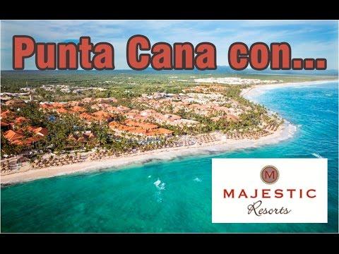 Punta Cana con Majestic Resorts