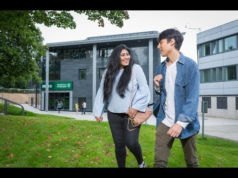 INTO University of Stirling: campus and Study Centre