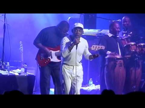 """Maze ft. Frankie Beverly (LIVE) """"We Are One"""" @ The Civic Center 01/04/14."""