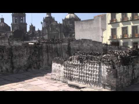 Archaeological sites in Mexico City