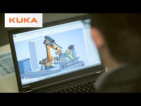 New Software Interface Between KUKA And Siemens Benefits Customers