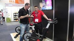 Matrix IC7 Indoor Cycle Featuring Coach By Color Demo And Interview