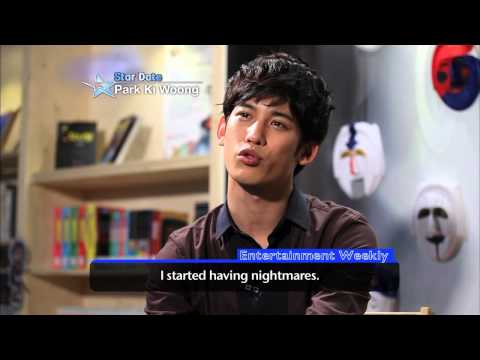 """[Star Date] Actor """"Park Ki-woong"""" (박기웅)"""
