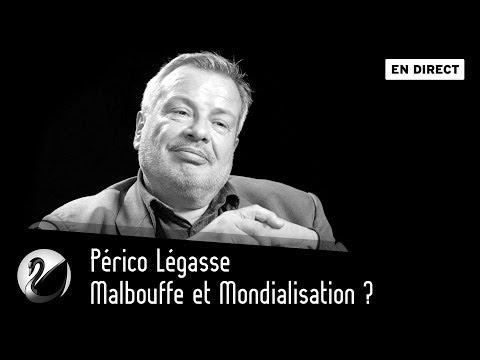 Périco Légasse : Malbouffe et Mondialisation ? [EN DIRECT]