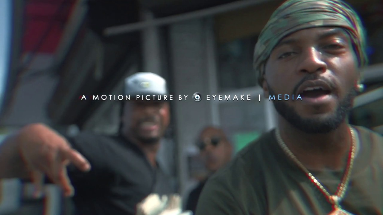 Grafh - Gawd Gawd Ft. Dope Gang Porter [Official Video]