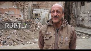 """Iraq: Slow reconstruction efforts hinder Mosul residents"""" return home"""