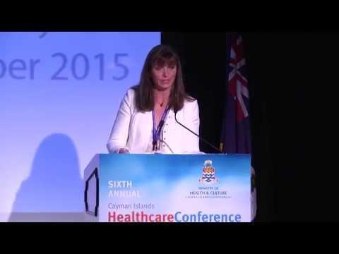 Cayman Islands Healthcare Conference FRIDAY, 30 OCTOBER 2015 Dr Robin Windhaber