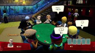 Full House Poker Gameplay HD 720p