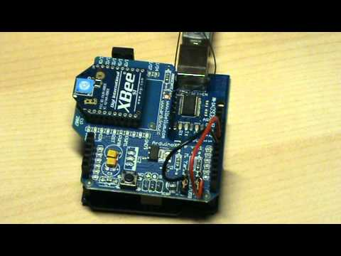 Arduino wireless programming with Xbee shield Libelium