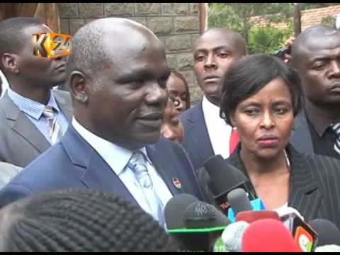 Chebukati : Musando was the cornerstone of IEBC's ICT centre