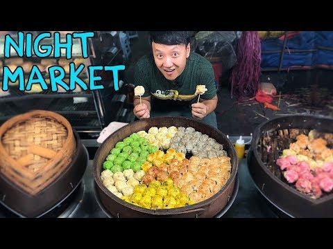 WHOLE Roast Lamb, INSANE Durian: Street Food Tour of Kuala Lumpur, Malaysia