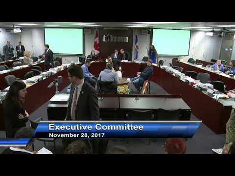 Executive Committee - November 28, 2017 - Part 2 of 2