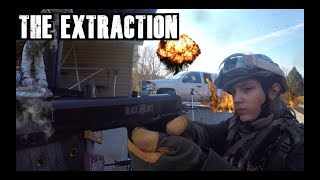 The Extraction (An Airsoft Short Action Film)