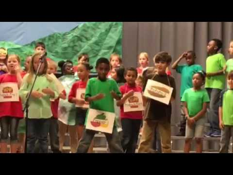 Myrtle Grove Elementary (How does your garden groove)