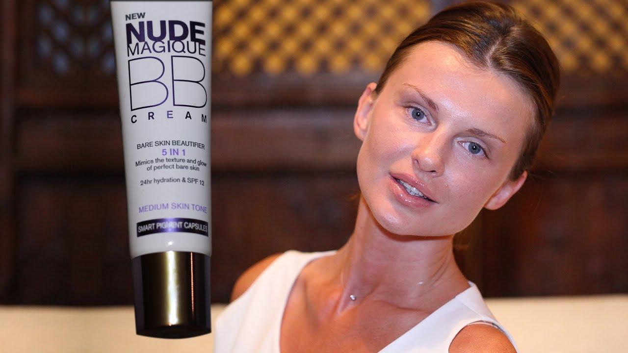 35671374c5d Макияж ДНЕВНОЙ ПРОЗРАЧНЫЙ   BB Крем  Мой опыт   BB Cream for Face ...