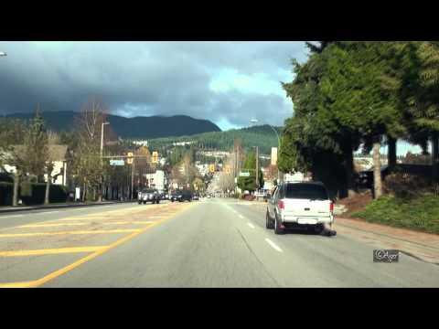 Coquitlam, British Columbia, Driving Tour