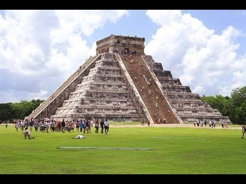Doc as grandes pir mides do m xico falado pt youtube for Las construcciones de los mayas