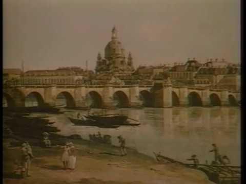 Firestorm Bombing Over Dresden Germany full length
