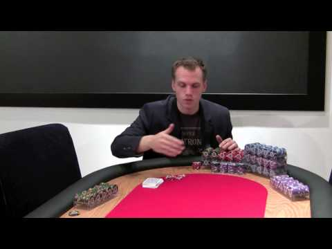 So you want to be a Professional Poker Player
