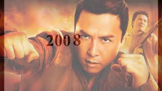 Donnie Yen - From Baby To 54 Year Old