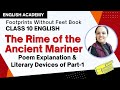 Rime Of The Ancient Mariner Part Explanation And Literary Devices Of CBSE Class 10 mp3